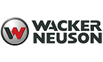 Wacker Neuson en Gesmagal